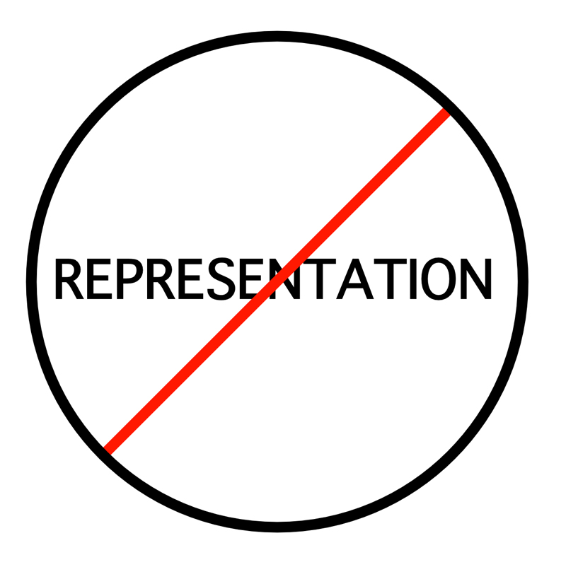 DRAWING WITHOUT REPRESENTATION