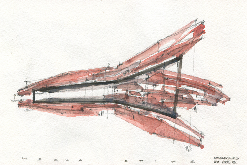 LINEAR PERSPECTIVE – THE CRITICS